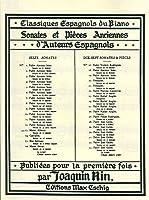 Sonate Re Major Piano (Mateo Albeniz 1760-1831)