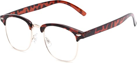 Sungaze Deluxe Spring Hinge Reading Glasses Classic style