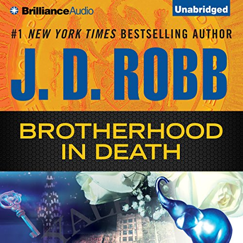 Page de couverture de Brotherhood in Death