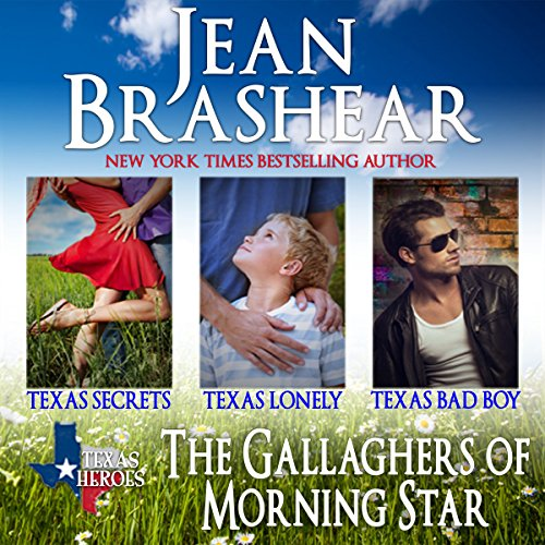The Gallaghers of Morning Star Boxed Set: The Gallaghers of Morning Star Books 1-3 audiobook cover art
