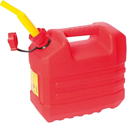 Eda - Fuel jerrycan - with spout: image