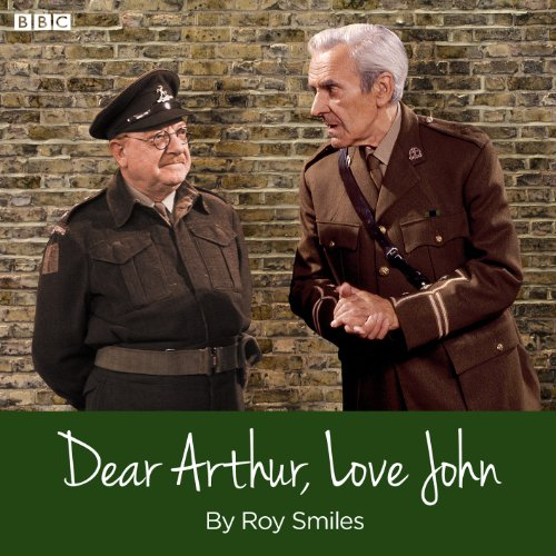 Dear Arthur, Love John audiobook cover art