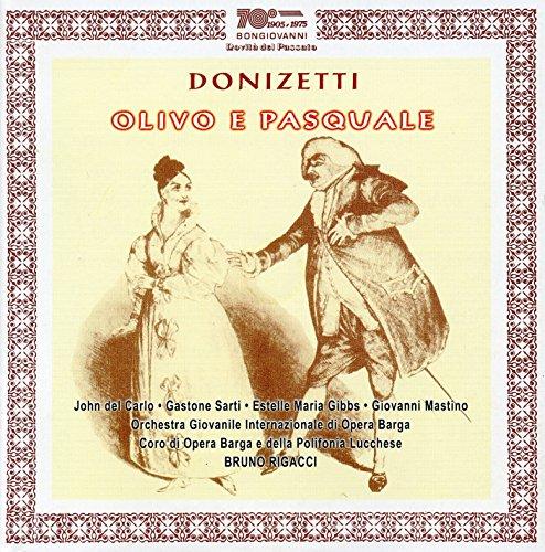 Olivo e Pasquale, Act II: Sì, che questo è il mio sistema