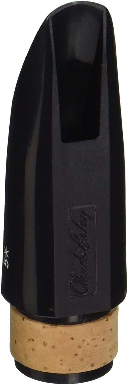 Claude Lakey CLC51 mart Hard MouthpieceBb Raleigh Mall Clarinet Rubber