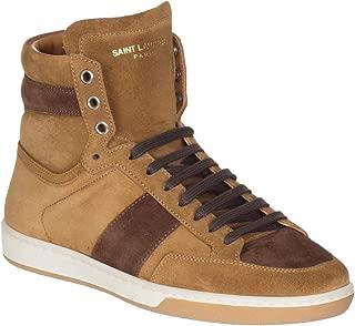 Best saint laurent brown suede sneakers Reviews