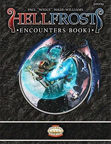 Hellfrost Encounters, Book 1