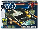 Star Wars 2012 Exclusive Episode I Vehicle Vulture Droid