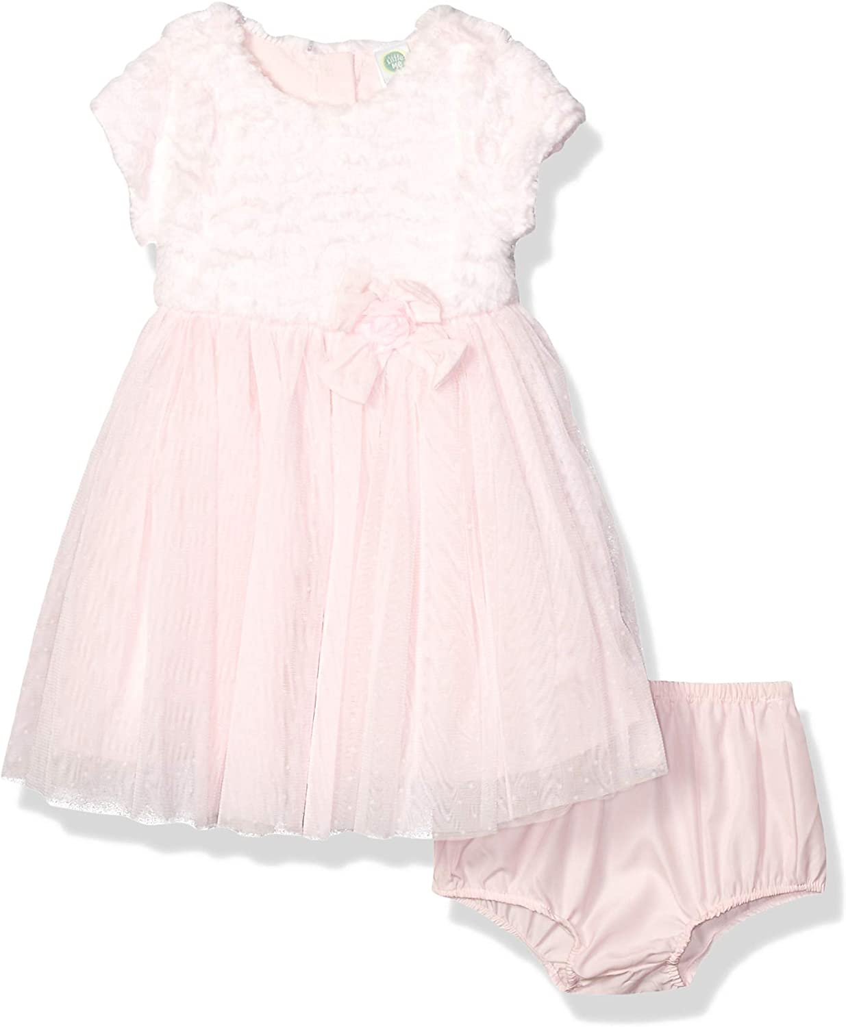 Little Me Girls Little Girl's Special Occasion Dress and Panty Set