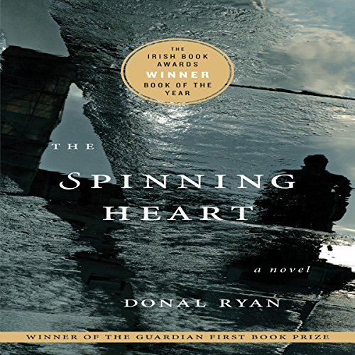 The Spinning Heart audiobook cover art