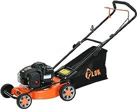 PLOW エンジン式芝刈機 GC410 刈幅410mm 芝刈り機