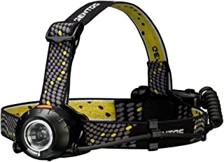 GENTOS(ジェントス) LED ヘッドライト 【明るさ230ルーメン/実用点灯8時間/防滴】 ヘッドウォーズ HW-999H ANSI規格準拠 停電時用 明かり 防災