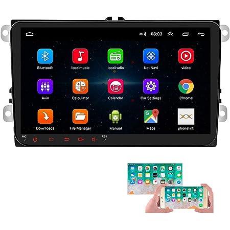 Android Autoradio Für Vw Gps Navigation Camecho 9 Elektronik
