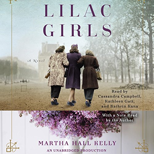 Lilac Girls Titelbild
