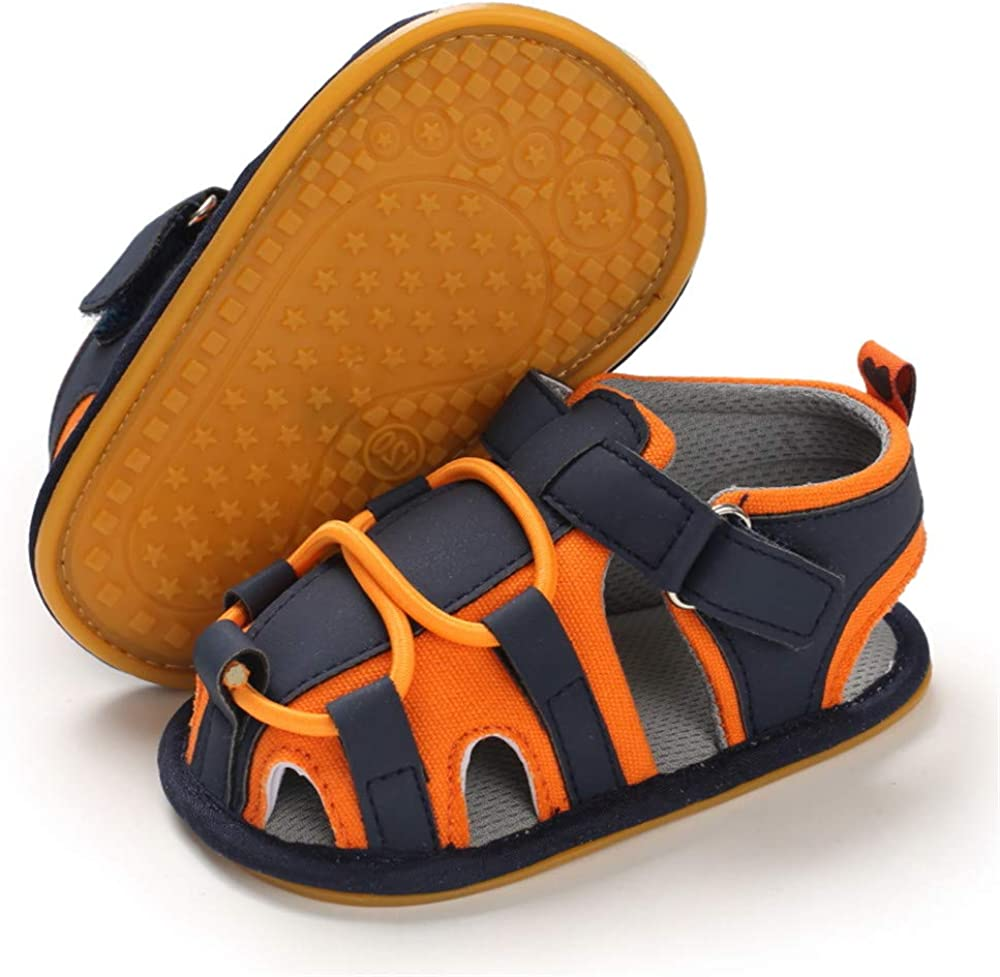 LAFEGEN Baby Boys Girls Summer Sandals 2 Soft Anti Slip S Straps Inventory cleanup Over item handling ☆ selling sale