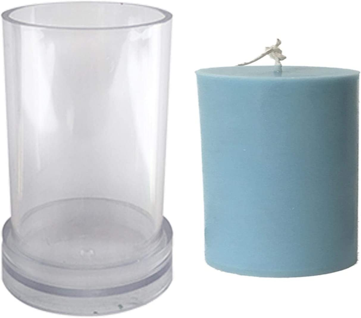Find beautiful Cylinder Candle outlet Plastic Molds Cand Trust Shape