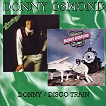 donny osmond disco train