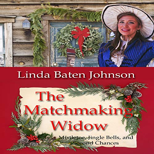 The Matchmaking Widow audiobook cover art