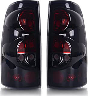 Best chevy silverado tinted tail lights Reviews