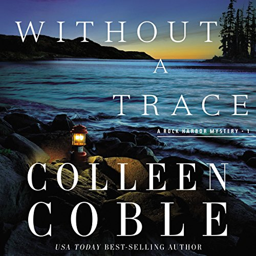 Without a Trace audiobook cover art