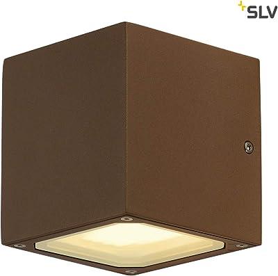 Slv sitra - Luminaria cube tostado