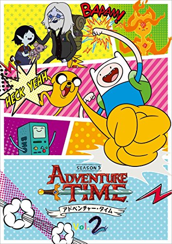Pendleton Ward - Adventure Time Season 5 Vol.2 [Edizione: Giappone]