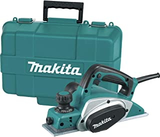Makita KP0800K-R 6.5 Amp 3-1/4 in. Planer Kit (Renewed)