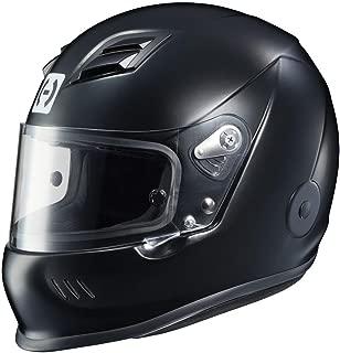 HJC Helmets HJC-2BM15 Black AR-10 III SA2015 Racing Helmet Rubbertone - Medium