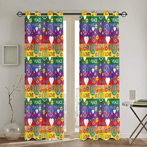 cortinas termicas de rizo