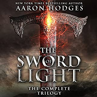 The Sword of Light: The Complete Trilogy cover art