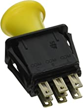 Stens 430-330 PTO Switch Replaces Exmark 103-5221 Toro 103-5221 Grasshopper 183925 John Deere AM131966 Toro 1-633673 Everride 136574 Exmark 1-633673 Delta 6201-342