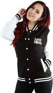 Women's Harley Quinn Icon Varsity Jacket