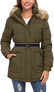 Best army parka with fur Reviews