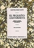 Diaz Cano El Pequeno Guitarrista 34 Estudios Melodicos Progresivos