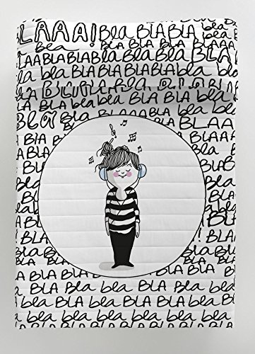 Tagesdecke BOUTI BLA BLA BLA 150 LA VOLATIL (250...