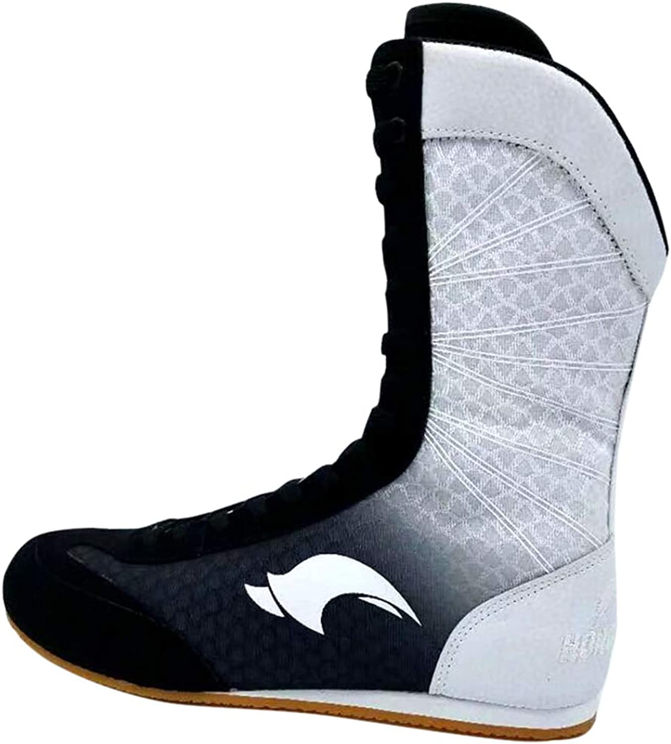 High Top Boxing shoes for Men Women Kids, Breathable Boxer Boots