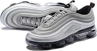 Skyland Air 97TT PRM Unisex Versatile Air Cushion Casual Shoes Running Trainers (M 8US) Silver