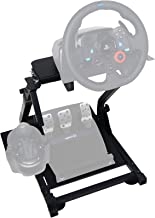 Best VEVOR G29 Racing Steering Wheel Stand G920 Racing Wheel Stand fit for Logitech G27/G25/G29 Gaming Wheel Stand,Wheel Pedals NOT Included Review