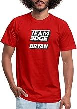 Team Edge Logo Bryan Men's Jersey T-Shirt