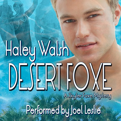 Desert Foxe audiobook cover art