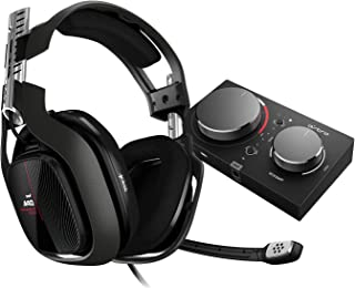 ASTRO Gaming A40 TR Wired Headset + MixAmp Pro TR with Dolby Audio for Xbox Series X|S, Xbox One, PC & Mac - A40 TR + MixA...