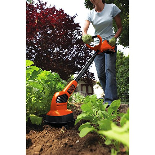 BLACK+DECKER 20V MAX Tiller (LGC120AM)