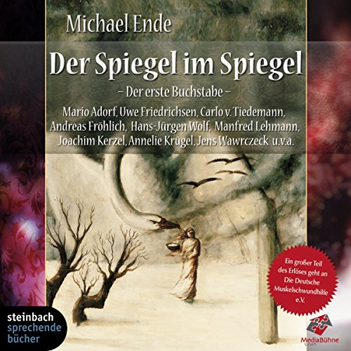 Der Spiegel im Spiegel (1. Staffel): Der erste Buchstabe