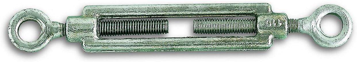 Chapuis 360/8Z spanschroef 2 ogen - verzinkt staal - 250 kg - voor kabeldiameter 8 mm