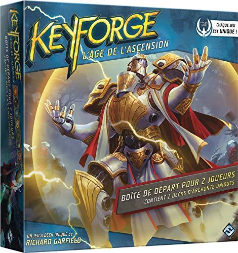 FFG- Keyforge - Caja de iniciación, FFGKF04