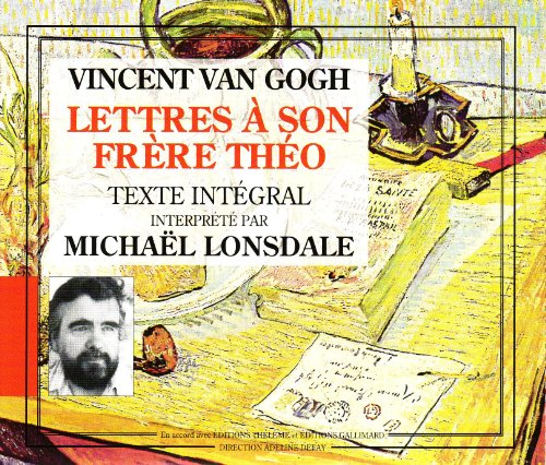 Vincent Van Gogh-Lettres A Son Frere Theo (2 CD)