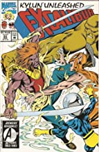 Excalibur #63 (Kylun Unleashed) March 1993