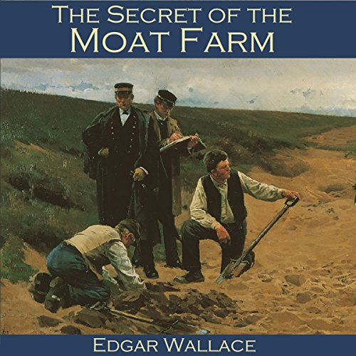 The Secret of the Moat Farm audiobook cover art