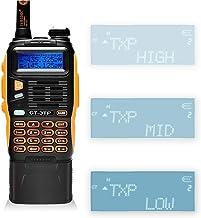 Baofeng GT-3 TP Mark III Handfunkgerät 8W Amateurfunk UHF/VHF Dual Band Walkie Talkie..
