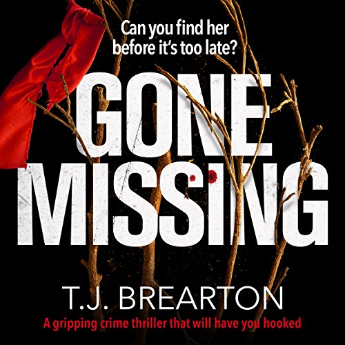 Gone Missing audiobook cover art