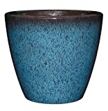 Classic Home and Garden 807-375R Vogue Planter, 8', Indigo